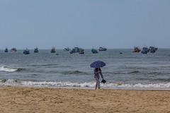 Paradise Beach za deště (zcesty) Tags: vietnam5 pláž moře domorodci vietnam muine dosvěta tpphanthiết bìnhthuận vn