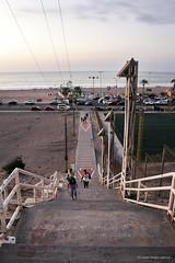 Escalera - Playa Chinchorro