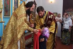 Посещение храма в честь иконы Божией Матери «Всех скорбящих Радость»