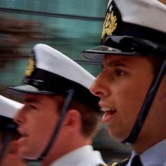 Parade, Marine Équatoriale
