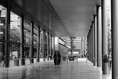 Clean lines (HonleyA) Tags: architecture city blackandwhite london 27mm xt10 fujifilm fuji pancake fujinon27mm fujinon