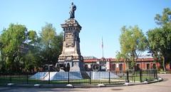 Mexico City / Juarez - Plaza Morelos / Ciudadela (ramalama_22) Tags: mexico city ciudaddemexico juarez romita roma norte tobacco factory executive housing ciudadela citadel
