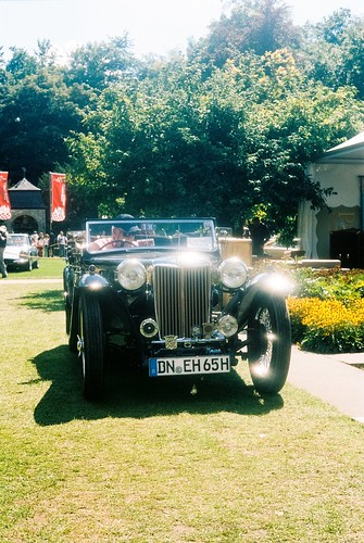 MG Concours D'Elegance