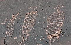 Petroglyphs / Sand Island Site (Ron Wolf) Tags: anasazi anthropology archaeology bearsearsnationalmonument nationalpark nativeamerican puebloan sandisland anthromorph anthropomorph petroglyph rockart utah