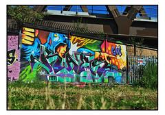 STREET ART by JAYKAES (StockCarPete) Tags: jaykaes kaes streetart londonstreetart graffiti wallart urbanart spraycanart aerosolart london uk shoreditchart