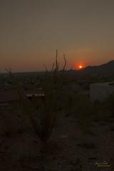 Days End (Justitia Omnibus) Tags: sun sunset arizona landscape canon phoenix clouds desert light mountains