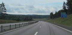 E45-21 (European Roads) Tags: e45 motorväg älvängen göteborg sweden sverige