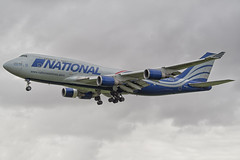 National Airlines B747-400F N952CA (Anthony Kernich Photo) Tags: n952ca airplane aircraft airplanepicture airplanephotograph airplanephoto adelaide adelaideairport closeup longlens plane aviation jet olympusem10 olympus olympusomd commercialaviation planespotting planespot aeroplane flight flying airline airliner kadl kpad adl airport cargo heavy freighter boeing 747 boeing747 boeing747400 747400f cargoplane jumbojet nationalairlines n8 nationalaircargo freight