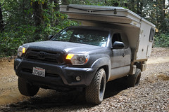 DSC_3311 (Darrell Nielsen) Tags: lost coast overland overlanding toyota tacoma four wheel pop up campers usal petrolia honeydew humbolt northcoast lostcoast camping adventure