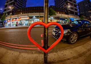 The Hearts of London (Explored #331 6th August 2017)