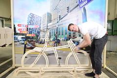 _DSC2489 (design.ride) Tags: designbiennale design zurich zhdk industrialdesign id sbb reparaturwerkstatt bike designride photobooth selfietime