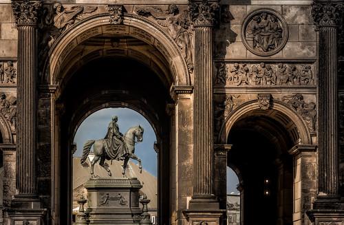 King John of Saxony in Dresden