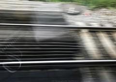 Rush and speed (dksesh) Tags: seshadri dhanakoti harita appleiphone7 appleiphone iphone7 railwaytracks tracks sesh seshfamily haritasya hevilambisamvatsara apple iphone intentionalcameramovement railway speed