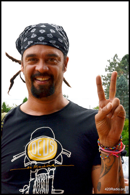 Michael Franti & Spearhead - Edgefield Amphitheater  - Troutdale, OR - 09-09-17