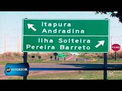 Itapura: rodovia que passa pela cidade gera reclamações da população (portalminas) Tags: itapura rodovia que passa pela cidade gera reclamações da população