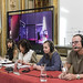 Programa de Radio Exterior de España abierto al público 'América Hoy. Brasil en escena'. Para más información: www.casamerica.es/arte-y-arquitectura/brasil-en-escena