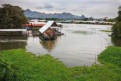 River Kwai. Thailand