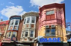 . (SA_Steve) Tags: philadelphia philadelphiapa philly sign signage urban pa mural queenvillage