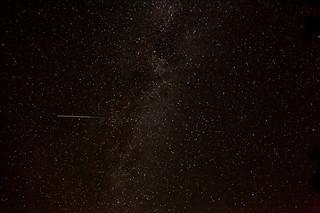 Milky Way Meteor