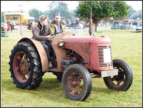 david brown cropmaster