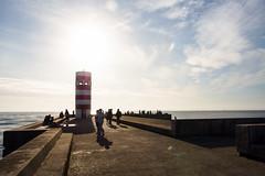Autumnal light (Francisco (PortoPortugal)) Tags: 2162017 20161026fpbo4390 porto portugal farol lighthouse oceanoatlântico atlanticsea portografiaassociaçãofotográficadoporto franciscooliveira