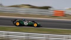 Lotus 25 R4 Jim Clark driven by Andy Middlehurst at Zandvoort (ergaar) Tags: jim