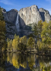 Upper Yosemite Falls, Yosemite National Park (benereshefsky) Tags: yosemite yosemitevalley yosemitefalls upperyosemitefalls nationalpark california travel travelphotography travelphotographer sierra nevada mountains