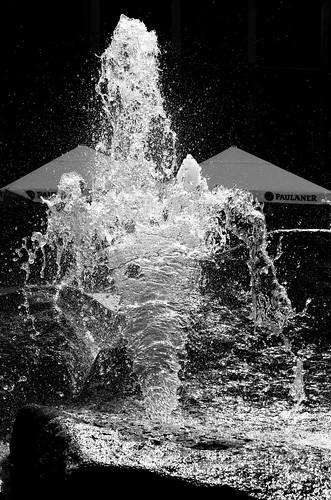 Wirbelfontäne - Whirl Fountain