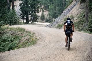 Bikepacking Mt. St. Helens and Mt. Adams