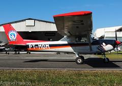 Cessna C152, PT-MDM (Antônio A. Huergo de Carvalho) Tags: cessna cessna152 c152 ptmdm aerocon