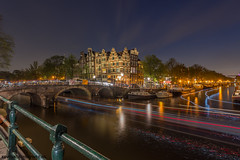 de Papiermolensluis Amsterdam op 26 Augustus