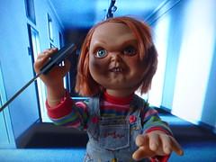 P1500057 (mega.gaz.p) Tags: chuk chucky doll star wars darth vader porps movie props
