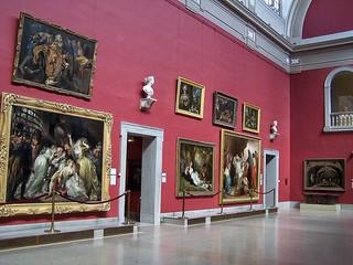 Hartford Connecticut ~ Wadsworth Atheneum Museum of Art ~  Gallery
