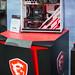 PC von MSI bei der Gamescom 2017
