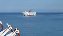 17 08 31 Rosslare Stena Europe  (2) (pghcork) Tags: stenaline stenaeurope ferry ferries rosslare wexford ireland