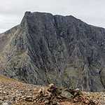 Carn Mor Dearg and Ben Nevis Panorama thumbnail