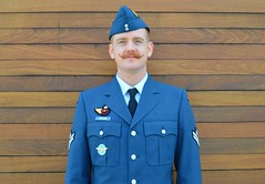 Master Corporal Archer (MCpl) / Royal Canadian Air Force / RCAF (Greg's Southern Ontario (catching Up Slowly)) Tags: rcaf royalcanadianairforce torontoist portraiture photographyportraiture royalcanadianairforcemastercorporal royalcanadianairforcecoloursceremony
