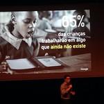 65% as crianças irão trabalhar em algo que não existe.  Palestra de Cássio Brandão do Google no Neurobusiness Summit.   #neuromarketing #neurobusinesssummit2017 thumbnail
