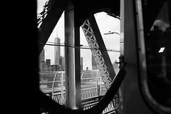 NYC Subway (Alexander Pellegrin) Tags: subway newyork newyorkcity newyorker newyorkcitysubway mta alexanderpellegrin blackwhite blackwhitephotography blackandwhitephotography blackandwhite ilovenewyork fuji fujixe2s fujifilm 27mm bigapple biancoenero métropolitain metropolitana tube manhattan manhattanbridge brooklyn monocromo monocrome