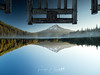 Trillium Lake (Ralph Daub) Tags: 20160815 hiking mthood trilliumlake