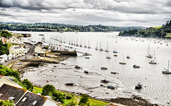 River Tamar. (curly42) Tags: rivertamar royalalbertbridge river boats scenery scenic