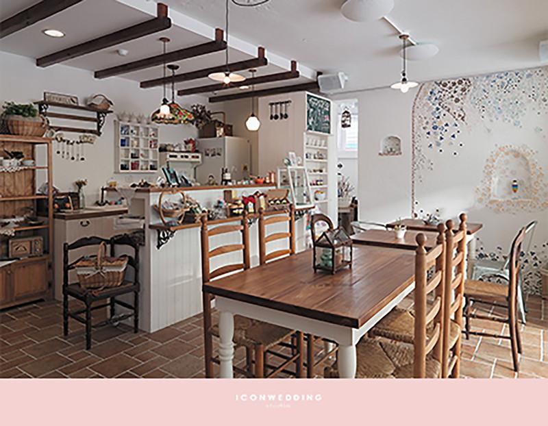 iza 手作坊,食尚曼谷,熱門咖啡廳,拍婚紗咖啡廳,特色咖啡廳