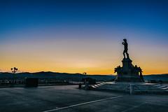 David @ Piazzale Michelangelo // Italy Trip - Florence (Merlijn Hoek) Tags: florence tri trip italy nikon d810 italie merlijnhoek merlijn fotografiemerlijnhoek