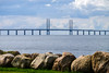 Oresund Bridge (gigiush (Emmanuel)) Tags: n copenhagen malmo denmark sweden baltic cruise azamarajourney oresundbridge