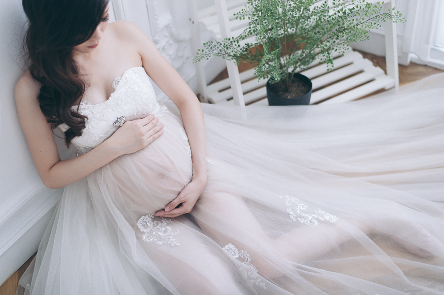 37077732790 bfd56873fc o [台南孕婦寫真]清新自然孕媽咪