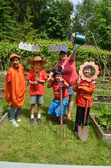 Landed Learning (CSFS at UBC Farm) Tags: landed learning 2017 summer kids children ubc farm programs