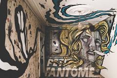 Petit Fantôme (Tiph Haine) Tags: sony alpha 7ii sonyalpha7ii sonyfrance fullframe pleinformat 28mm primelense sony28mf2 amateur lightroom tpix french français france lorraine moselle grandest streetart graphic paint graffitiart art exhibition exposition argancy louvrage unephasedeuxstyles