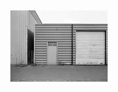 corrugation by ha*voc - Mamiya 645 super, 45mm, Ilford XP2 super