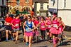 anna verrico isle of axholme half marathon & relay 2017 (c9mpc) Tags: anna verrico isle axholme half marathon relay 2017 epworth metres miles jogging running lincolnshire club scunthorpe september competitors pink colourful