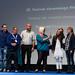 """Rok Biček, prejemnik nagrade Vesna, za najboljši celovečerni film DRUŽINA. <3 Skupaj z ekipo iz filma. • <a style=""""font-size:0.8em;"""" href=""""http://www.flickr.com/photos/151251060@N05/37278875475/"""" target=""""_blank"""">View on Flickr</a>"""